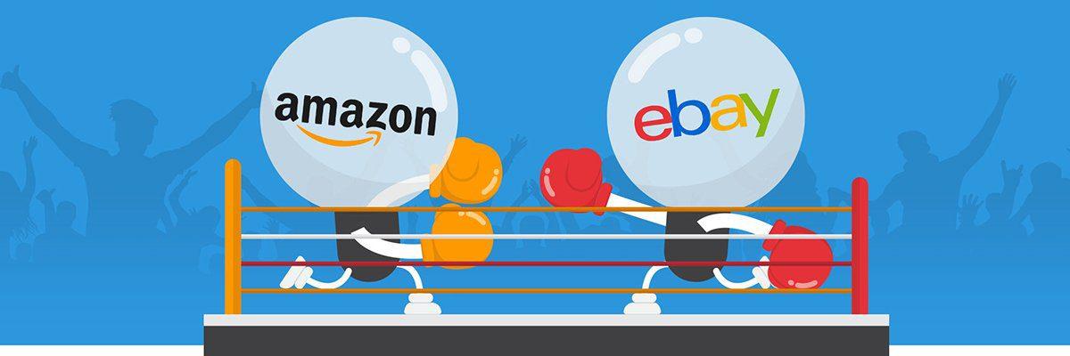 Основные отличия eBay и Amazon