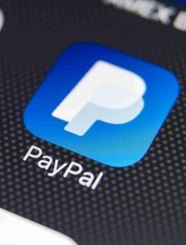 Как узнать свой номер счета в PayPal