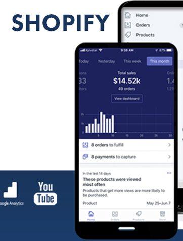 Построение бизнеса на Shopify − популярной платформе для e-commerce