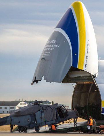 Доставка крупногабаритных грузов в США