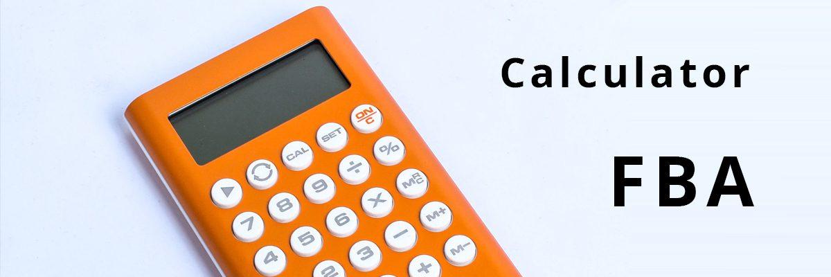 FBA calculator — Как посчитать стоимость услуги FBA
